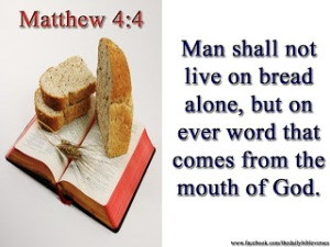 Matthew 4.4